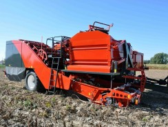 AFGRI Equipment's new range of potato machinery takes the  market by storm