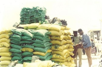 Adequate fertilizer pledge for Zimbabwe farmers